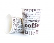 Картонени чаши Tis-coffee Line
