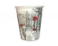 Картонена чаша Kas дърво